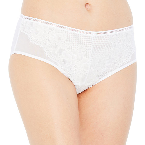 Ambrielle Lace Cheeky Panty