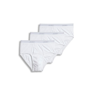 Jockey® Essential Fit Staycool+™ Big Man 3 pk Brief