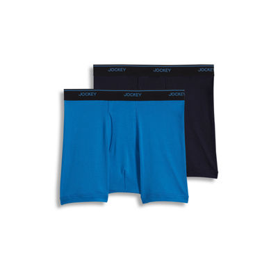 Jockey 2 pk. StayCool+ Boxer Briefs - Big