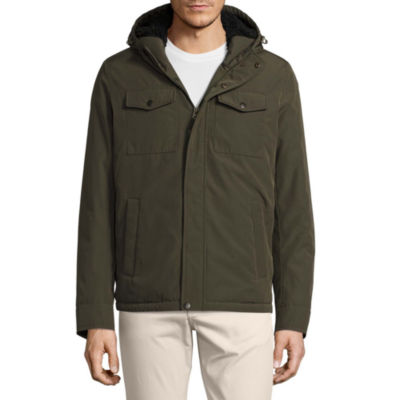 Dockers Sherpa Lined Storm Coat