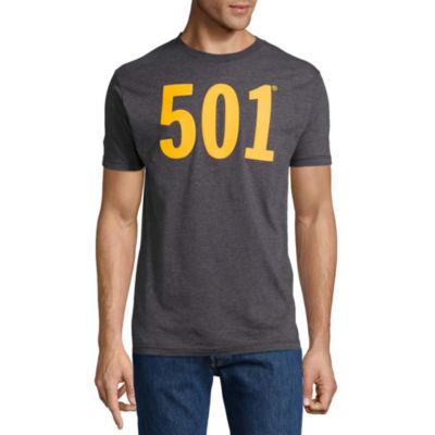 Levi's® 501® Short Sleeve Logo T-Shirt