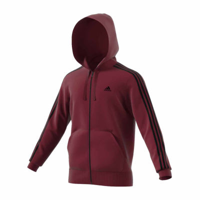 adidas Long Sleeve Hoodie-Athletic