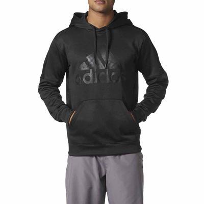 adidas Long Sleeve Woven Hoodie-Athletic