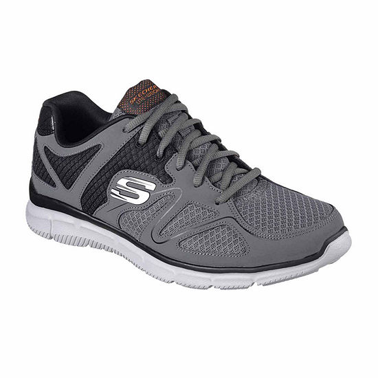 Skechers Verse Flash Point Mens Sneakers Lace-up