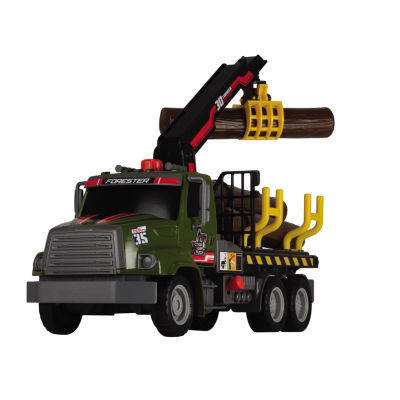 Long Air Pump Fork Lift Truck