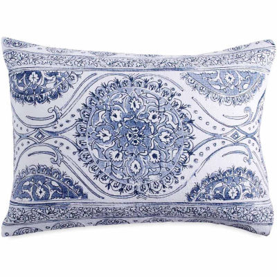 Peri Matelasse Medallion Pillow Sham