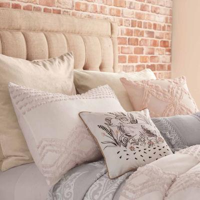 Peri Zodiac Square Throw Pillow