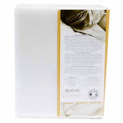 BedCare Classic Allergy and Bed Bug Proof 9inch MattressCover