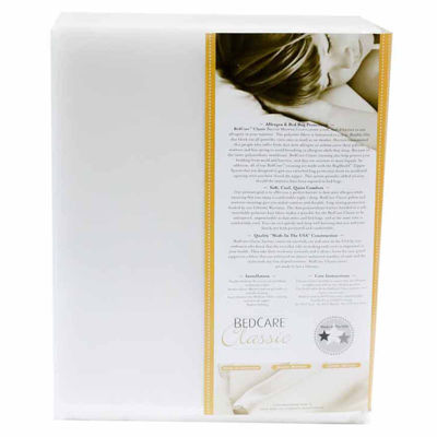 BedCare Classic Allergy and Bed Bug Proof Full XL 15inch MattressCover