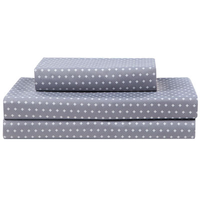 Lala+Bash Regan Microfiber Easy Care Sheet Set