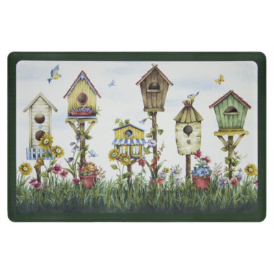 Achim Home Sweet Home Rectangular Anti-Fatigue Kitchen Mat