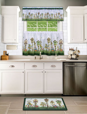 Achim Home Sweet Home Rectangular Kitchen Mat