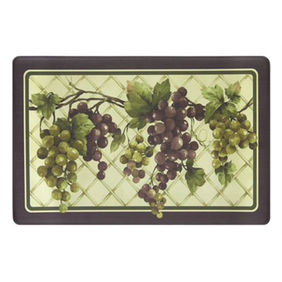 Achim Tuscany Rectangular Kitchen Mat