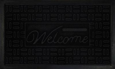 Achim Parquet Rectangular Doormat