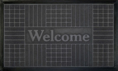 Achim Grometric Rectangular Doormat