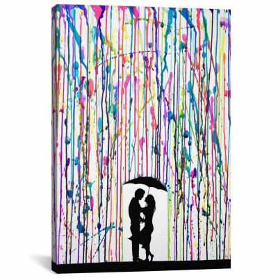 Icanvas Precipice Canvas Art