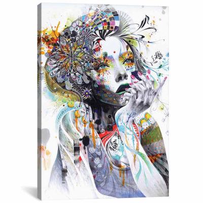 Icanvas Circulation Canvas Art