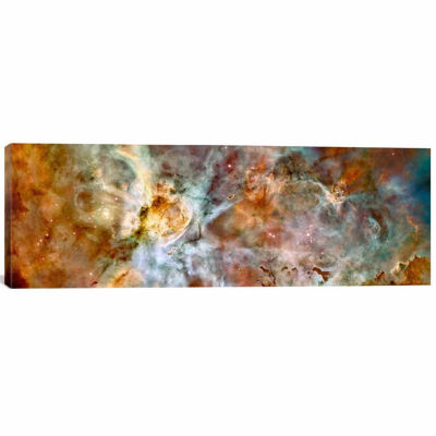 Icanvas Carina Nebula (Hubble Space Telescope) Canvas Art
