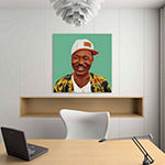 Icanvas Martin Luther King Canvas Art