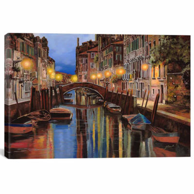Icanvas Alba A Venezia Canvas Art