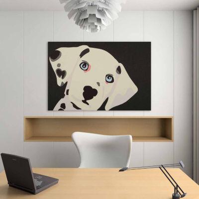 Icanvas Dalmatian Canvas Art
