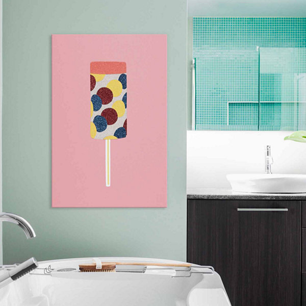 Icanvas Push Up Pop Canvas Art