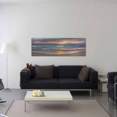 Icanvas Mailbu Alone Canvas Art