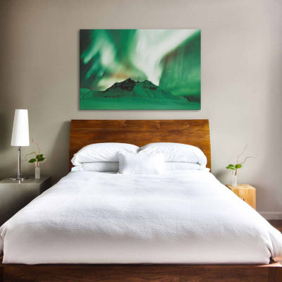 Icanvas Southern Icelandic Northern Lights Canvas Art