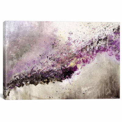 Icanvas Hush Canvas Art