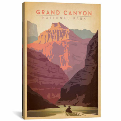 Icanvas Grand Canyon National Park Canvas Art