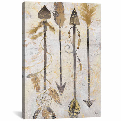 Icanvas Tribal Dreamcatcher Canvas Art