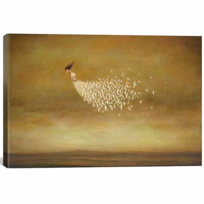Icanvas Freeform Canvas Art