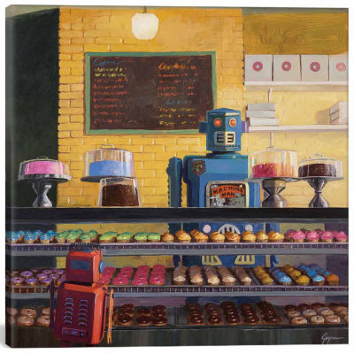 Icanvas Indecision Canvas Art