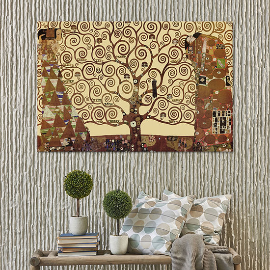 Icanvas The Tree Of Life Canvas Art