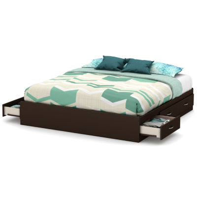 Step one bed jcpenney for Jc furniture and mattress