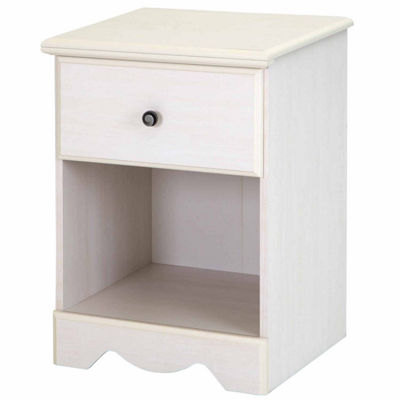 Country Poetry 1-Drawer Nightstand