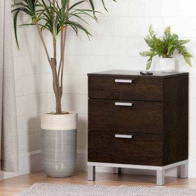 Flexible 2-Drawer Nightstand