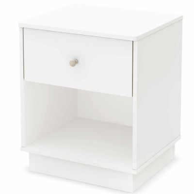 Litichi 1-Drawer Nightstand