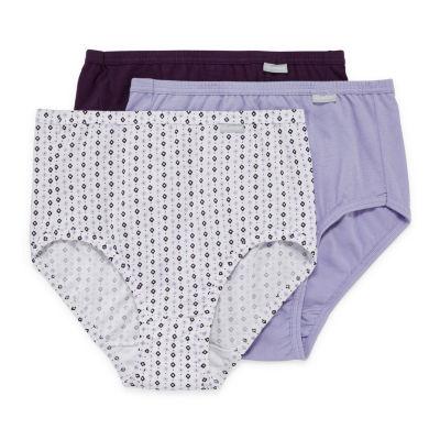 e3d1b3f0e Jockey Elance 3 Pair Hipster Panty JCPenney