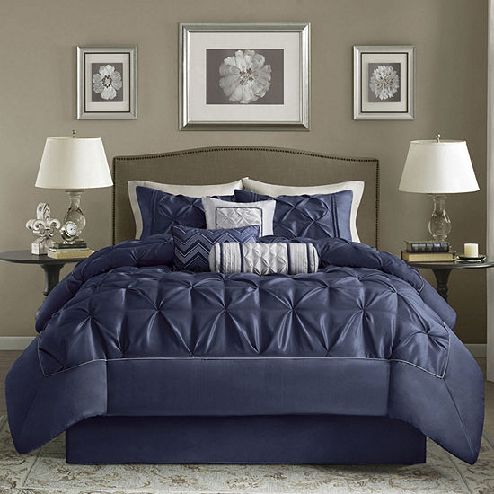 Madison Park Hacienda 7-pc. Comforter Set