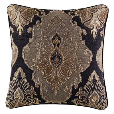 "Queen Street® Brooke 20"" Square Decorative Pillow"