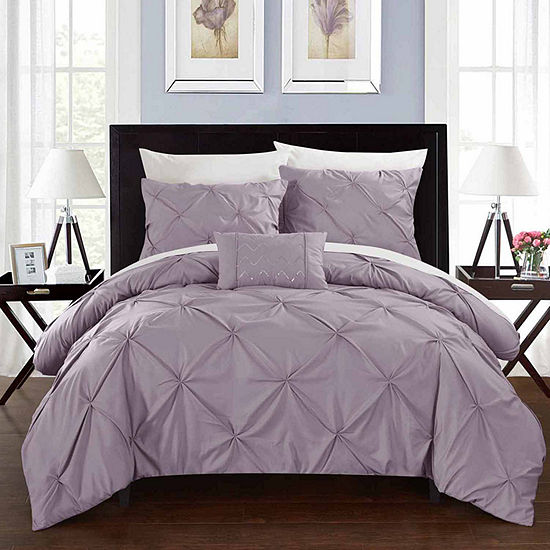 Chic Home Daya 8-pc. Duvet Cover Set