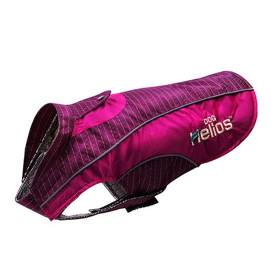 Dog Helios 'Reflecta-Bolt' Sporty Performance Tri-Velcro Waterproof Pet Dog Coat Jacket with Blackshark Technology