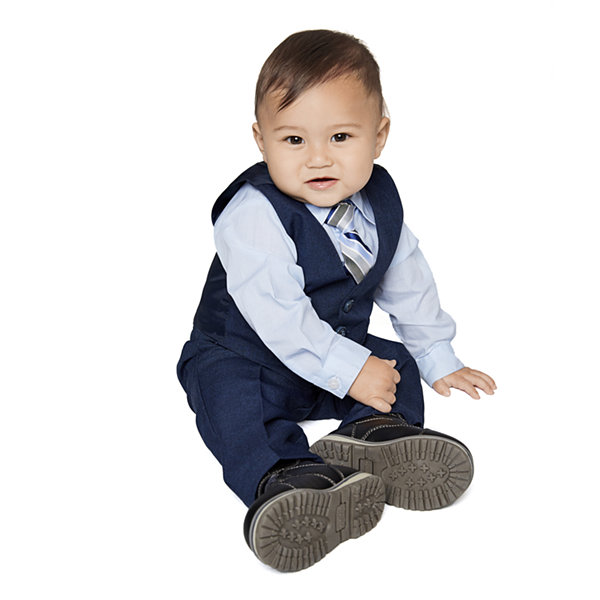 Van Heusen Boys 4-pc. Suit Set Baby