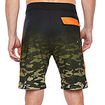 "Burnside Capital Camouflage 11"" Board Shorts UPF 30"