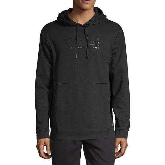 Msx By Michael Strahan Mens Long Sleeve Hooded Hoodie