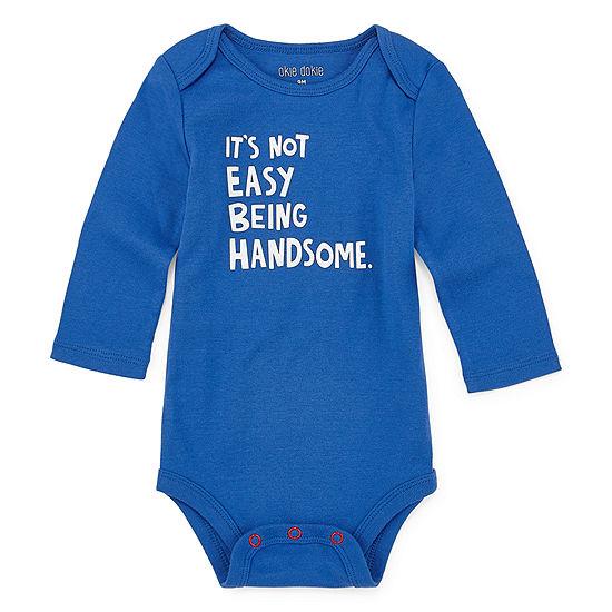 Okie Dokie Bodysuit Boys Baby