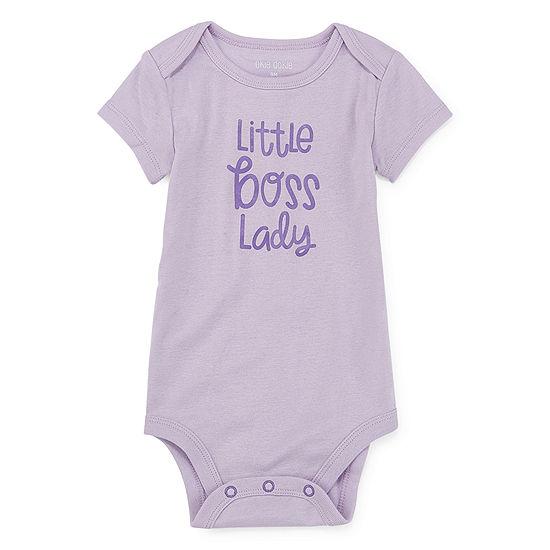 Okie Dokie Bodysuit Girls-Baby