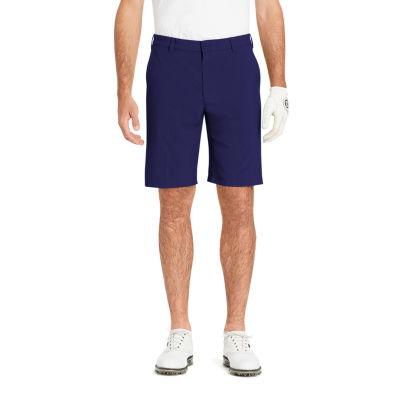 IZOD Mens Mid Rise Stretch Golf Short-Big and Tall