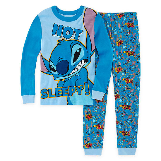 Disney 2-pc. Lilo & Stitch Pajama Set Boys